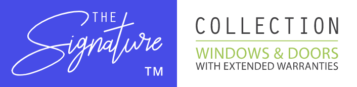 The Signature Collection - Windows & Doors Logo