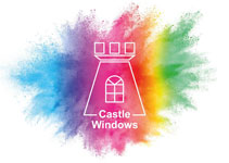 Castle Windows Morecambe Logo